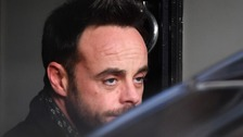 Presenter Ant McPartlin charged with drink-driving