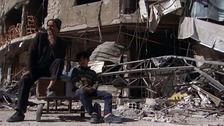 Syrian troops close in on besieged eastern Ghouta