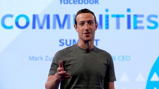 Facebook's Mark Zuckerberg says it was 'clearly a mistake' to trust Cambridge Analytica
