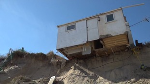 Great Yarmouth Borough Council are making arrangements to pull some of the properties down.