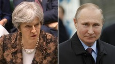 May to urge EU to stand together against Russian threat