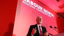 Corbyn says local elections a chance to 'change direction'