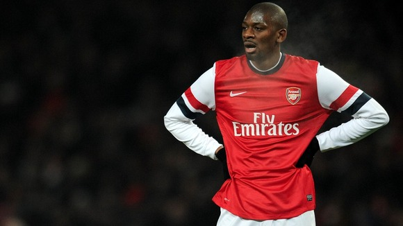 Arsenals eternal sicknote Abou Diaby still thinks he can play for France in the World Cup in Brazil [France Football]