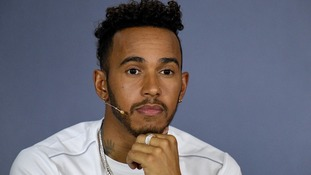 Hamilton says 'nothing has changed' on diversity in Formula One