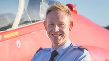 Tributes paid to engineer who died in Red Arrows crash