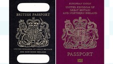 Surprise as French firm set to make new British passport