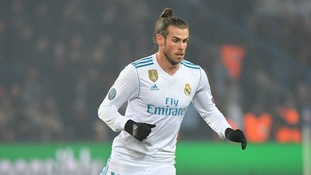 Bale named in starting line-up for China Cup opener
