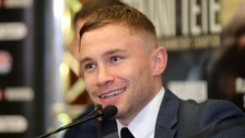 Frampton fight upgraded to interim World Title bout