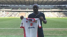Nigel Reo-Coker has joined MK Dons.