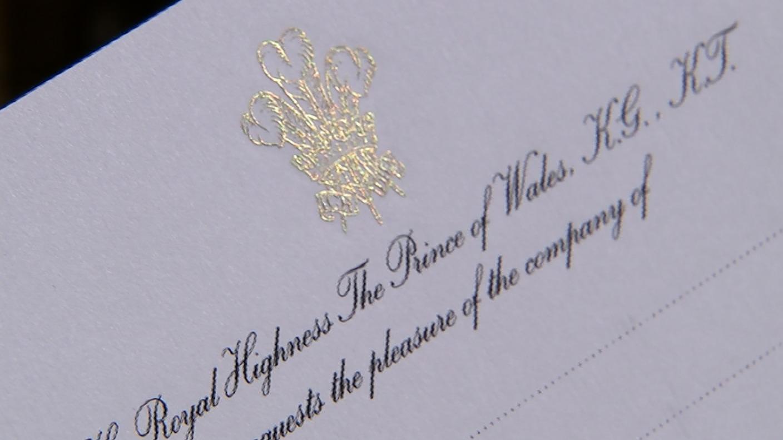 Royal Wedding Invitation Wording: Royal Wedding Invitations Are On Their Way
