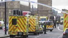 Police and MPs mark Westminster Bridge attack anniversary