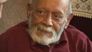 Subramaniam Vijayaratnam had his jewellery stolen by thieves who broke into his home
