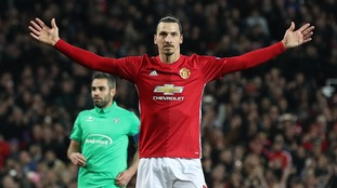 Ibrahimovic poised to make LA Galaxy move from Manchester United after they terminate his contract