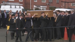Charlie Pope funeral