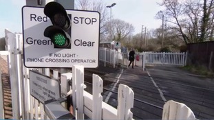 Woman who lost leg at deadly level crossing renews plea to close it