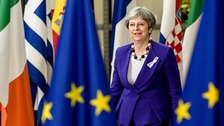 May urges EU 'all-for-one' in face of Russian threat