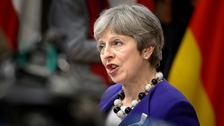 May accuses Russia of 'brazen and reckless attack'