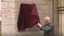 Prince Charles scuppered by a velvet curtain