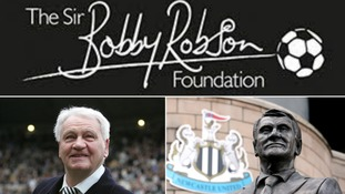 Cancer charity setup by Newcastle legend Sir Bobby Robson celebrates 10th anniversary