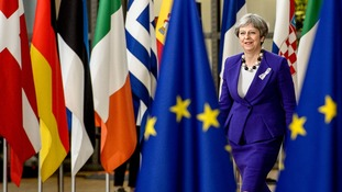 EU backs Britain as leaders agree 'highly likely' Russia responsible for nerve agent attack