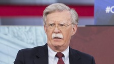 Trump picks John Bolton as new national security adviser