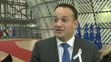 Varadkar says Irish border deal must be done by October