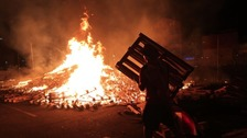Council votes in favour of bonfire permit scheme