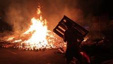 Council votes in favour of bonfire permit scheme