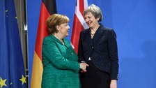 May welcomes EU exemption from new US steel tariffs