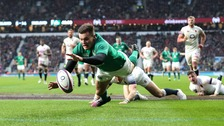 Stockdale named Six Nations player of championship