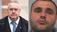 Lorry drivers sentenced after M1 crash that killed eight