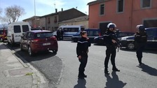 Two dead in French supermarket hostage stand-off