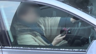EXCLUSIVE: We join police hunt for distracted drivers