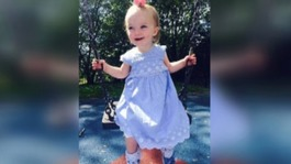 Two-year-old girl dies after being rescued from river