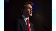 Labour select Dan Jarvis for Sheffield Mayor Candidate