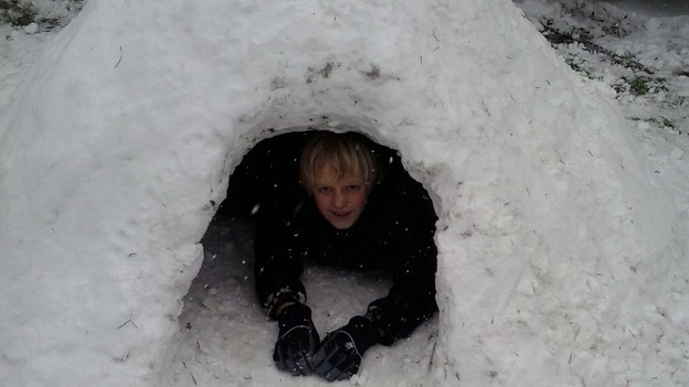 Igloo in Stoke on Trent 