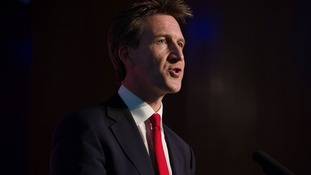 Dan Jarvis has been selected by the Labour Party to run for Sheffield Mayor
