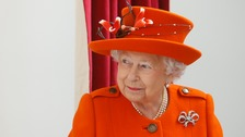 The Queen will start the race from the grounds of Windsor Castle.