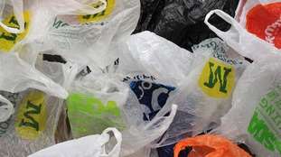 The report also warned that while plastic waste would rise dramatically without action, recycling rates for plastic would increase more slowly.