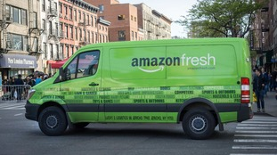 """The growing demand for online shopping means the number of Light Goods Vehicles on the road is rising to meet demand."""