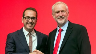 Owen Smith sacked from Labour's shadow cabinet