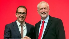 Corbyn sacking of Smith over Brexit a 'Stalinist purge'
