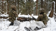 Fears of Russian aggression growing across Estonia