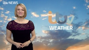 Saturday afternoon weather update with Kerrie