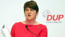 Power sharing return not promising, says Arlene Foster