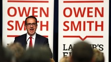 Owen Smith: 'Majority of Labour members agree with me on Brexit'