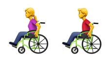Apple designs disability emojis to increase diversity
