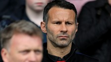 Giggs adjusting to 'lonely' job as manager