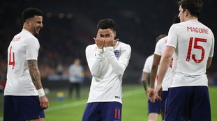 Southgate learns a lot from England's promising win over Holland