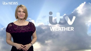 Kerrie has the weather for the next few days